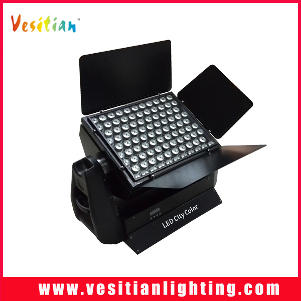 brazil store led city color wash light 96*10w city color led stage light city color 96*10w wash
