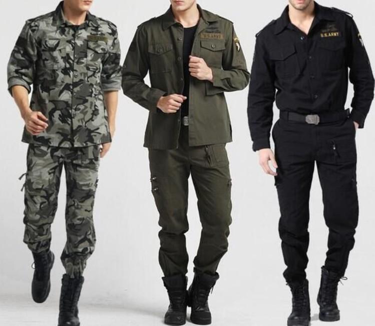 Black Military Dress