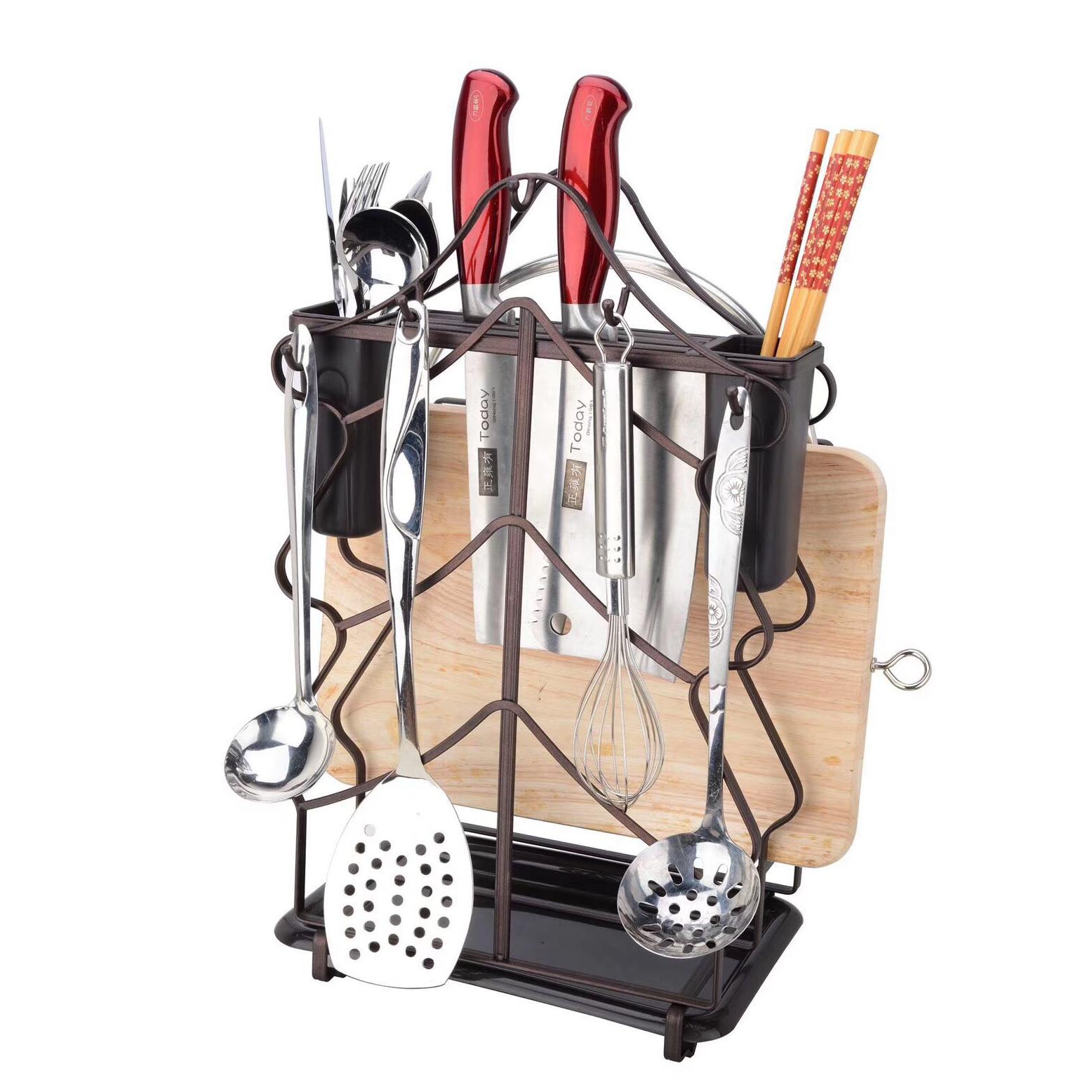 E Saving Corner Dish Drying Rack
