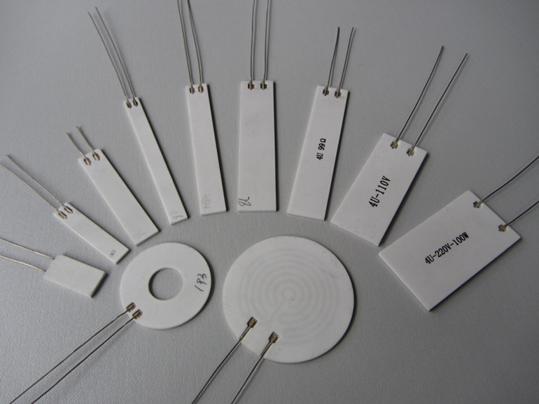 Ceramic Tubular Electric Heater Element For Medical Device