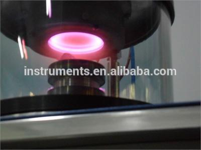 lab small Magnetron Plasma Sputtering Coater machine small pvd vacuum coating machine gold, chrome and black oxide
