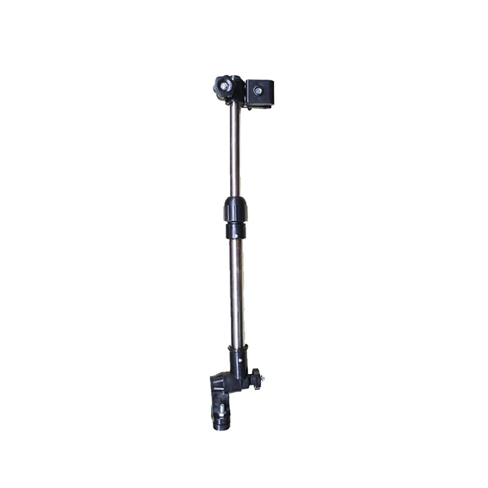 ZhiDa Umbrella Holder for Stroller,Pushchair,Wheel Chair,Bicycle Mount Pram Swivel Umbrella Connector Umbrella Frame Stand Handle Stroller Holder