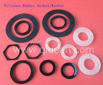 Epdm Rubber Washers | 1/4