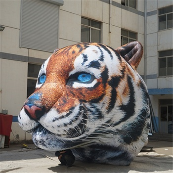 high quality giant inflatable tiger