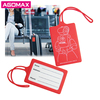 Bag Parts Accessories airplane travel silicone luggage tag