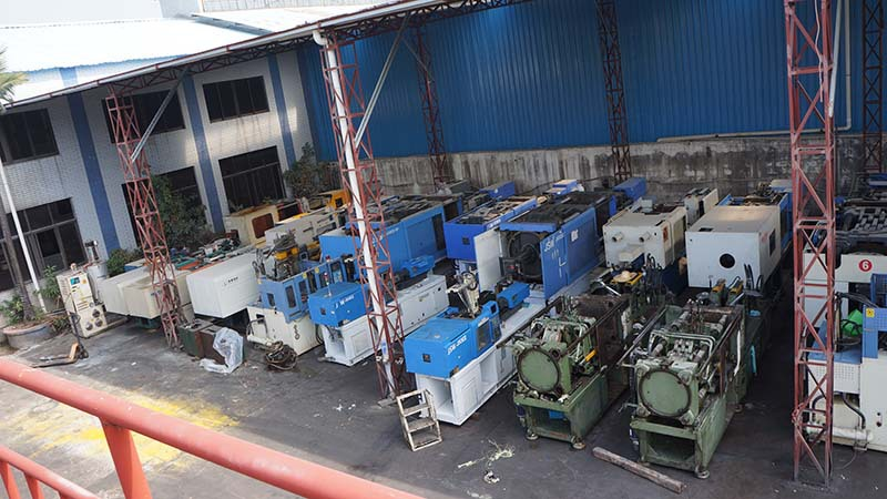 Demag Haitian Used Injection Molding Machines