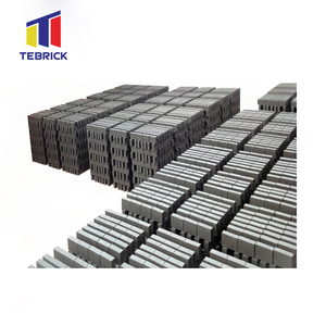 Tebrick 3.3m Tunnel Kiln full automatic clay brick production line