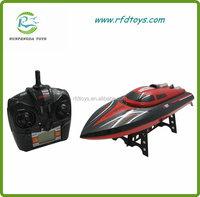 High speed remote control 4ch mini cheap rc boats remote control boat