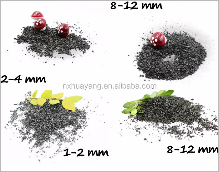 900mg/g Iodine 8x30 Granular Activated Carbon Price