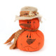 2018 harvest thanksgiving decoration party ornament cotton stuffed pumpkin