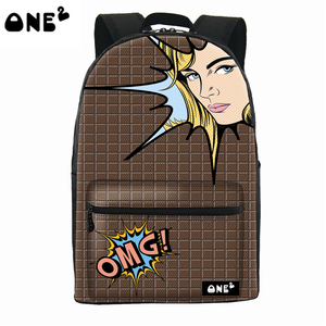 ONE2 fashing design used designer bag Bluetooth speaker Backpack