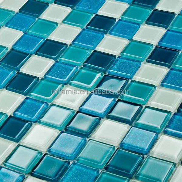 Kleurrijke kristallen moza ek zwembad tegels te koop for Zwembad tegels