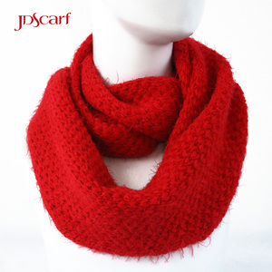 Mask mermaid microfiber neck tube ravenclaw red knit scarf