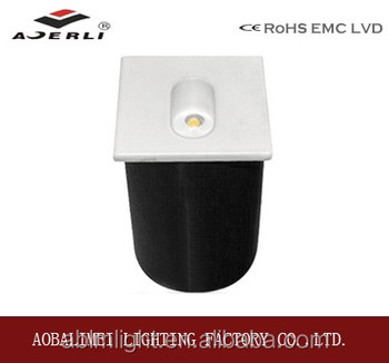Ael-f3 1w Led Indoor Step Light Residential Stair Lighting