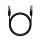 High Quality 24AWG BC Stranded Flexible Ethernet Cable Cat.5e Indoor Patch Cord Rj45