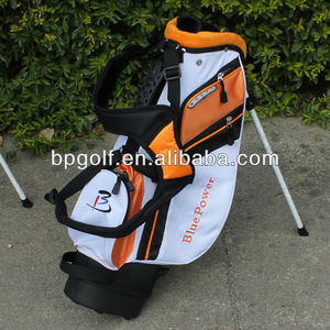Orange Kids Golf Bag