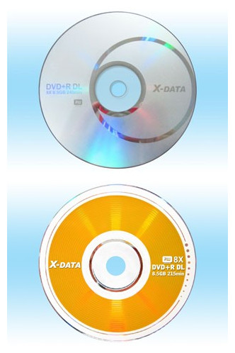 Good quality 8.5GB Dual layer DVD+R DL support XBOX360 game