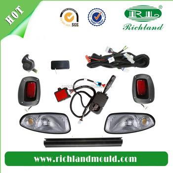 Ezgo Golf Cart Ke Light Kit Html on