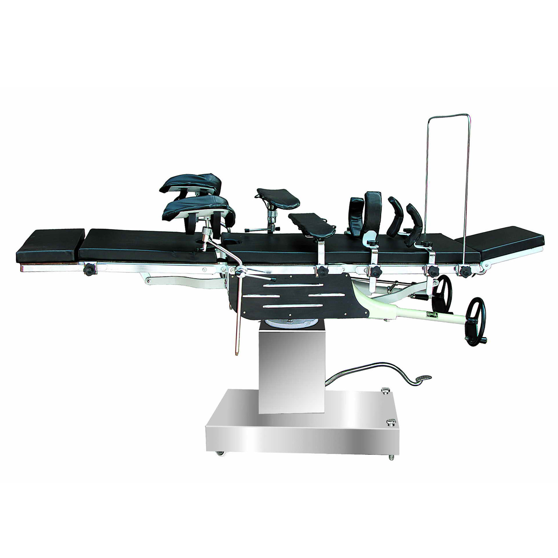 Multi-function Stainless Steel Medical Hospital Operating Table WT-3008A/WT-3008B Price