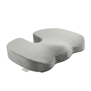 Manufacturer Durable Easy Carry Bench Zero Gravity Memory Foam Seat Cushion
