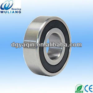6002RS low vibration deep groove ball bearing