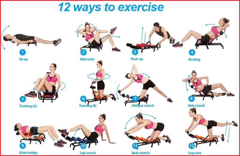 wonder core exercise guide pdf