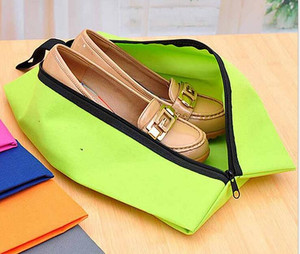 Hot sale waterproof travel organizer shoes storage bag