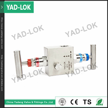 "YAD-LOK 1/4""-2"" High Pressure 2 Way Gas Manifold Solenoid Valve ROHS"