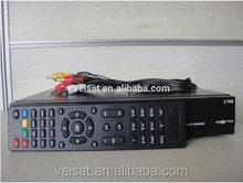 full hd 1080p FTA tiger t800 full hd satellite receiver with biss from factory