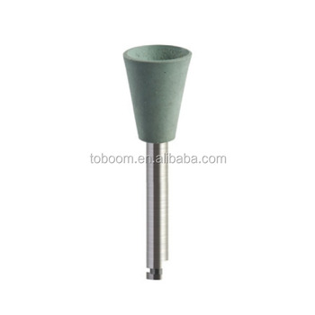 Orthodontic RA Silicone Polisher for Dental Clinic/Cup head for tooth cusp