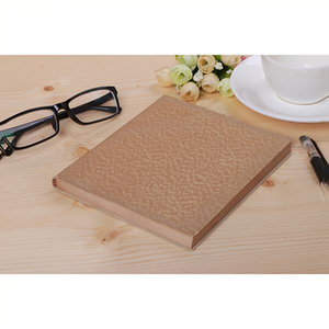 Good quality art printing wholesale recycling custom custom hard carbon paper notebook