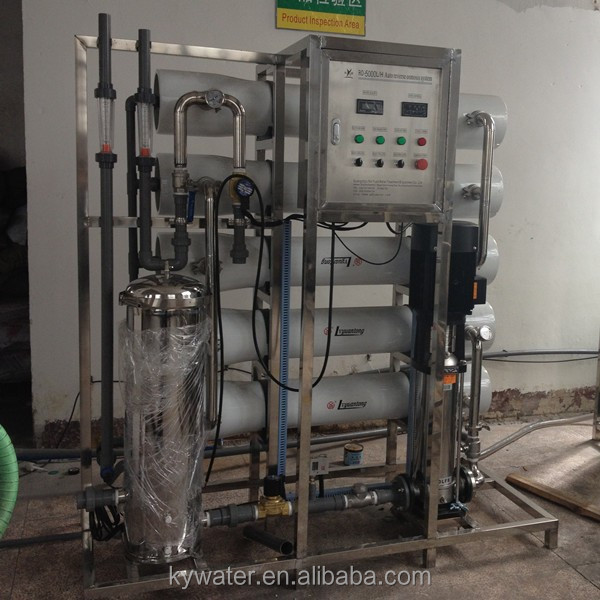 Kai yuan Gold manufacturer city line water purification reverse osmosis <strong>system</strong> ( Auto & Manual )