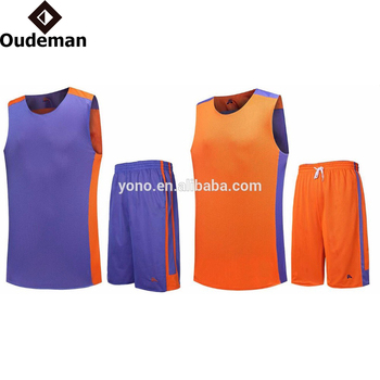06022537787 factory wholesale blank mesh basketball jerseys set   reversible basketball  uniform set