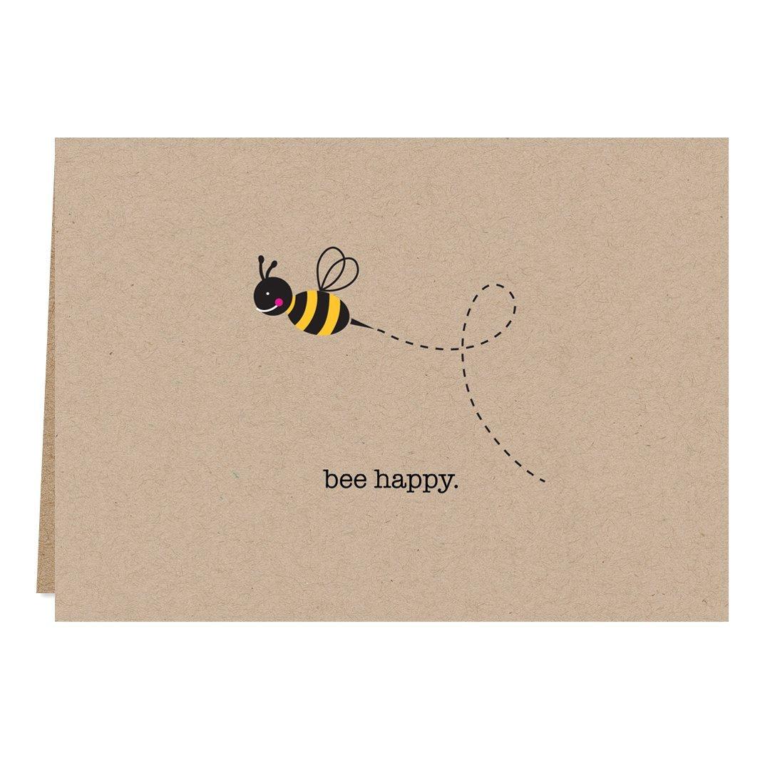 Custom Woodfree Paper Greeting Card