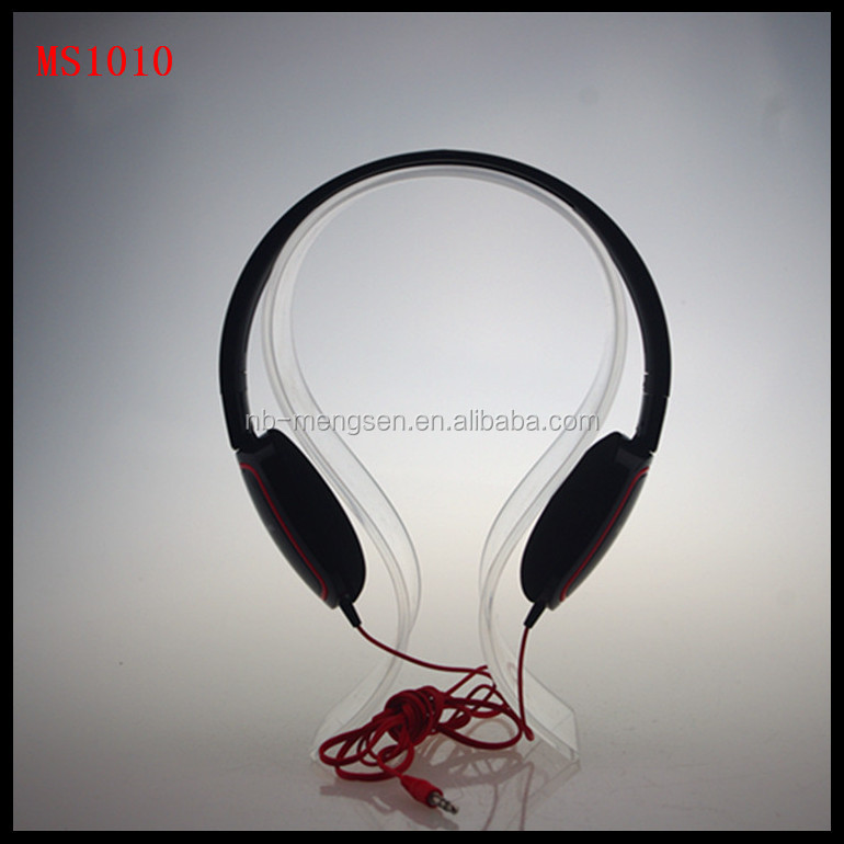 Wholesale Foldable Over-ear Headsets with super bass