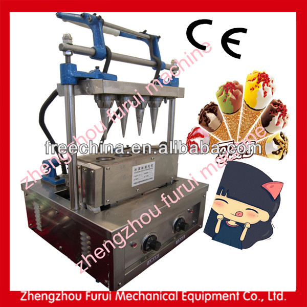 Delicious Icecream Cone Making Machine