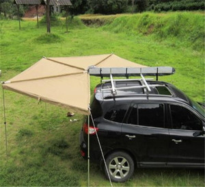 TOURING FOX WING AWNING ROOFTOP TENT