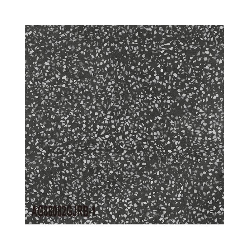 Manufacture Promotion Price 80 80cm Terrazzo Ceramic Tile