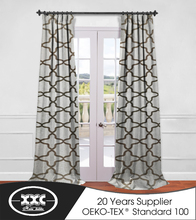 high quality living room curtain style