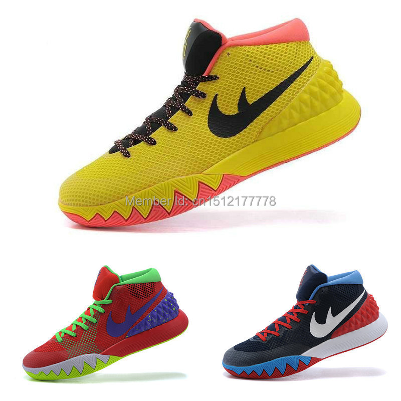separation shoes b4f5a 5d361 New Design 2015 Hot Sale Kyrie 1 Low Mens Basketball Shoes Cheap PE Mens  Dream Sports Sneakers Shoes Size:7- 13 free shipping