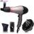Anbolife professional salon household 2000w high speed cordless Hair dryer