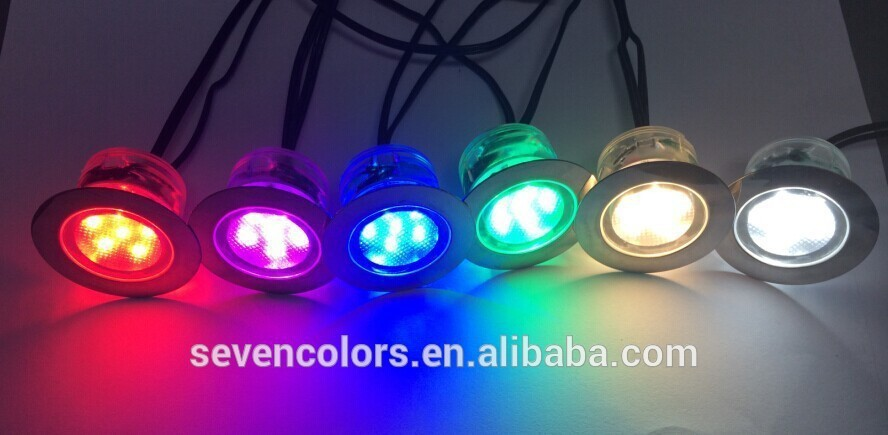 China 12v Led Deck Lights,12 Volt Recessed Deck Lighting Led,Color ...