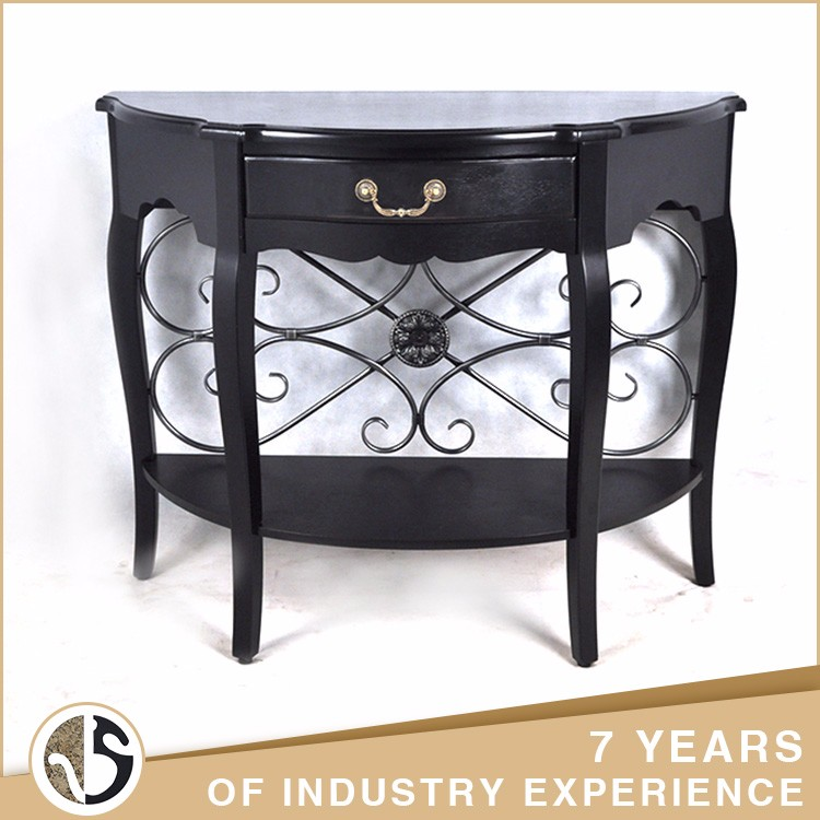 Great Antique Half Round Table, Antique Half Round Table Suppliers And  Manufacturers At Alibaba.com