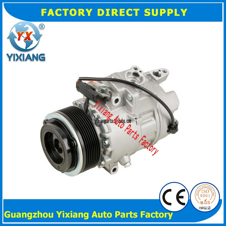 8PK 110MM 64529205096 CSE717 Auto AC Compressor For BMW X6 3.5i F01/F02 740i