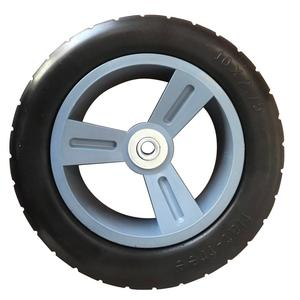 "10"" PU wheel with 1000hours UV protection for wheelbarrow and trolley"