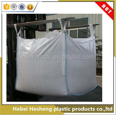 1.5 Ton Jumbo Bag For PP Woven Cement Big Bulk FIBC