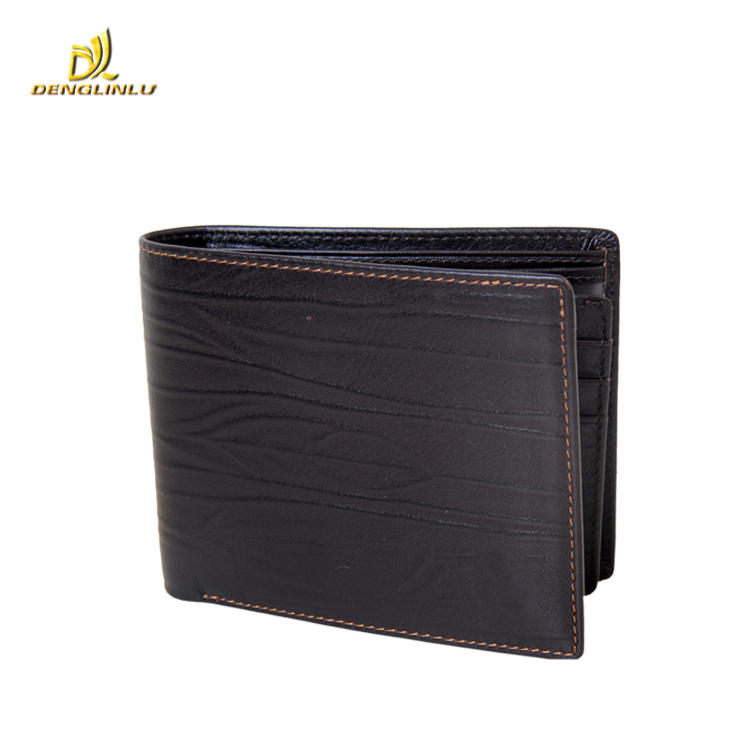 fashion designer men wallets with many card pockets