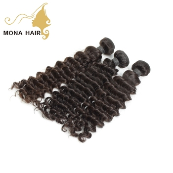 Best quality hair celebrity fashion style tangle free deep cambodian curly hair extension