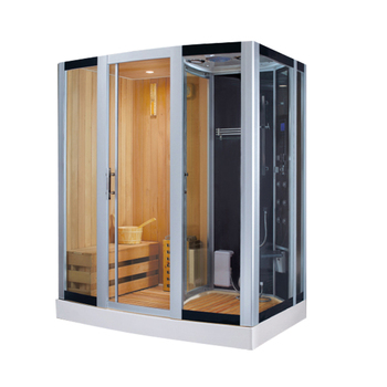 Hs Sr306 Ozone Steam Sauna For Wood Shower Combos