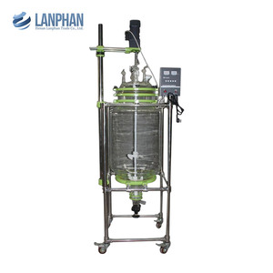 YHGSF(EX) 10L High Pressure Laboratory Jacketed Glass Lined Reactor Price